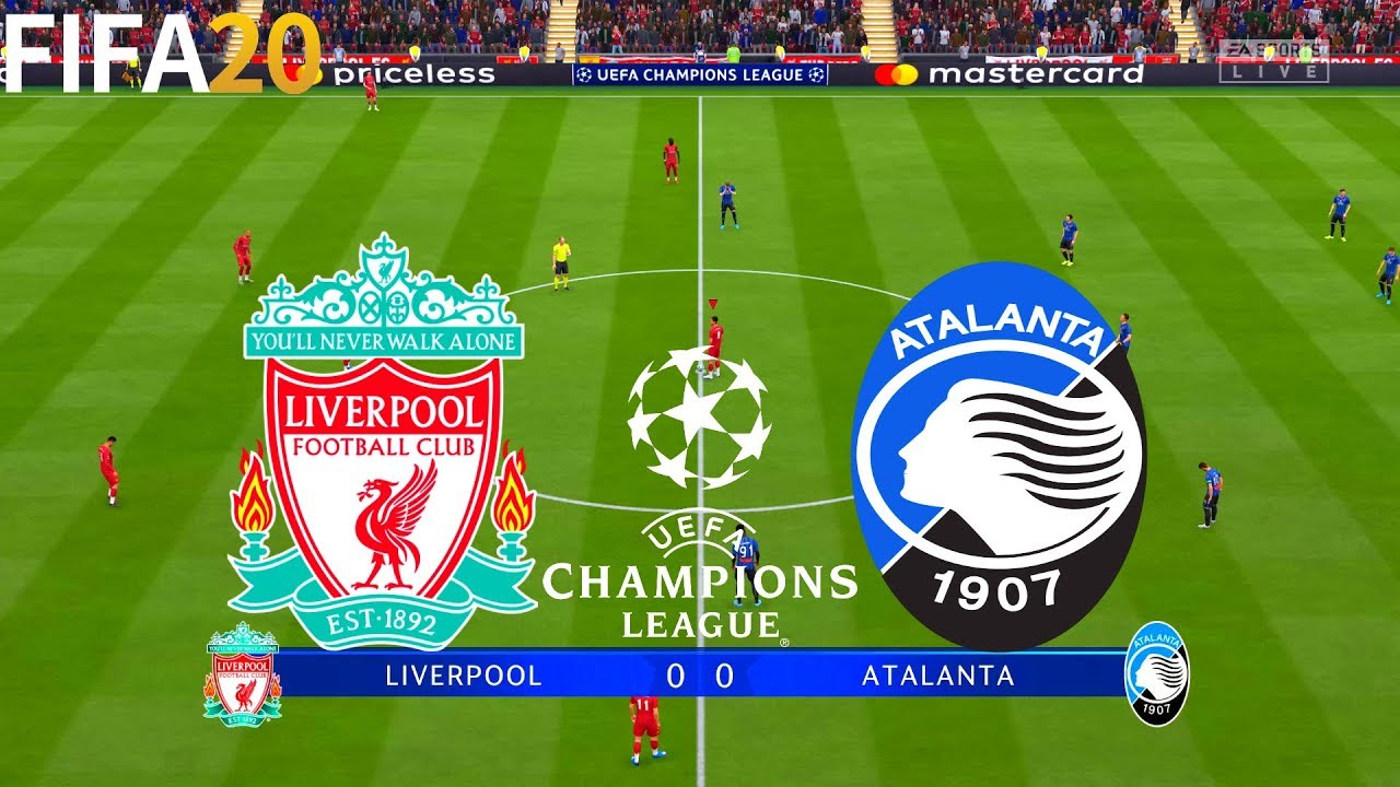 14++ Liverpool Vs Atlanta