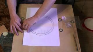 Делаем прокладку из силикона.