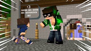 CHAT OKUYORUM! MİNECRAFT BED WARS BKT