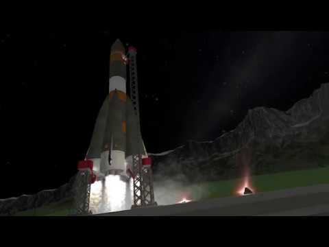 KSP: Launching Sputnik - Making History DLC/Expansion