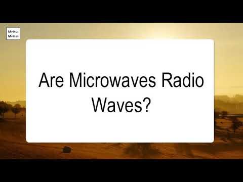 are-microwaves-radio-waves