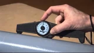 DeFelsko PosiTest(PosiTest skikttjockleks- mätare är mycket smidig och enkel, helt utan batteri. Lägg enkelt mätaren mot det material som ska mätas och justera mäthjulet., 2013-01-23T15:56:22.000Z)