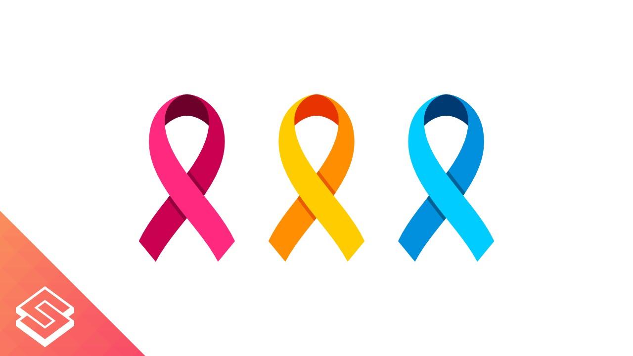 inkscape tutorial vector awareness ribbon youtube