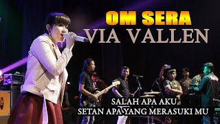 Download lagu SALAH APA AKU( SETAN APA YANG MERASUKIMU ) VIA VALLEN - LIVE DIANA RIA TEMANGGUNG