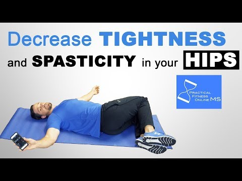 Stretches for Spasticity With Multiple Sclerosis (Easy to do and Guided!!)