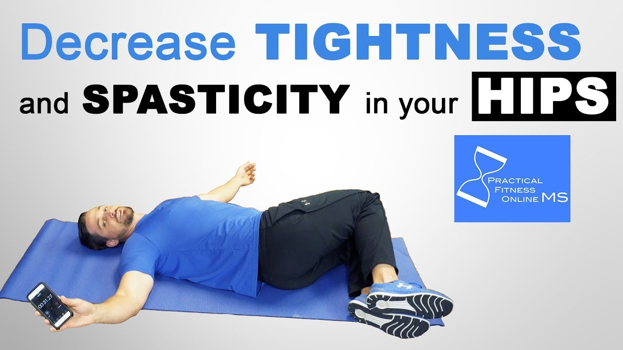 Stretches For Spasticity With Multiple Sclerosis Easy To Do And Guided Youtube