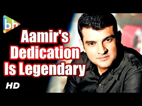 """Aamir Khan's Dedication Is Legendary"": Siddharth Roy Kapur"