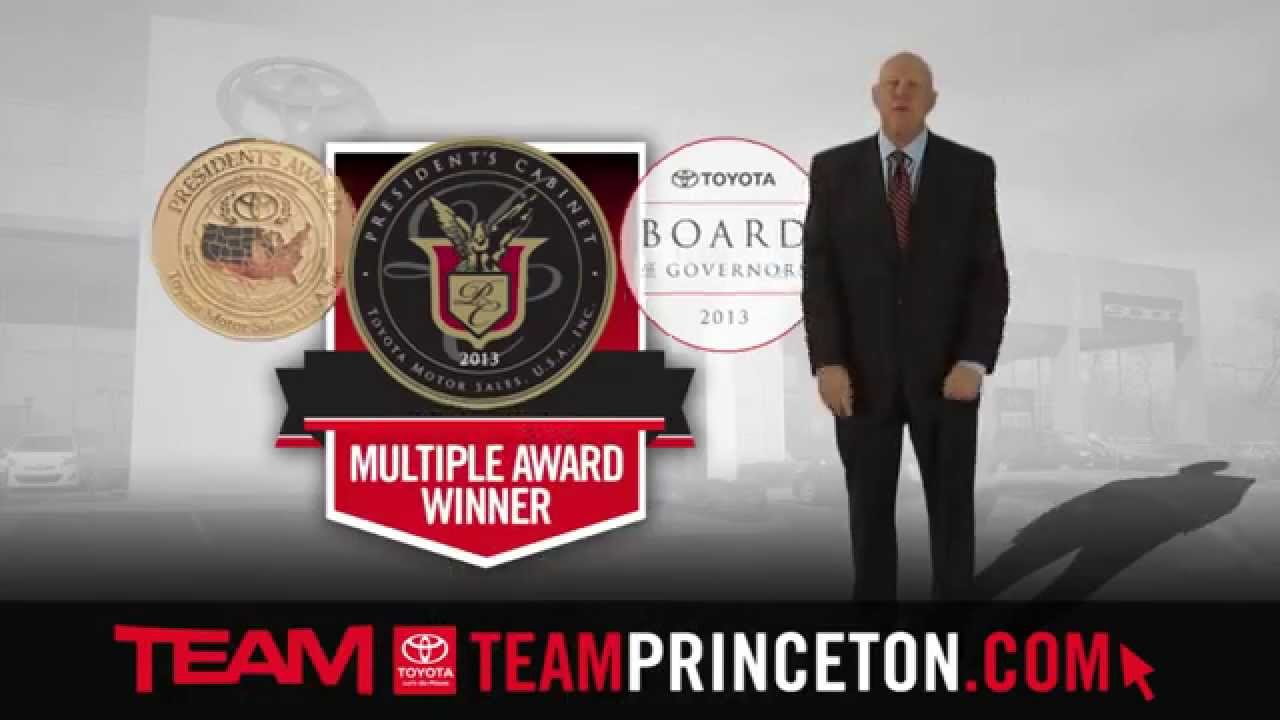 Team Toyota Princeton Nj Come Be Part Of The
