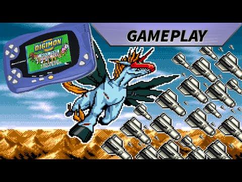 Digimon Anode/Cathode Tamer: Unimon lanzamisiles