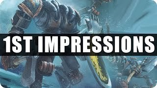 acaratus Gameplay  First Impressions HD
