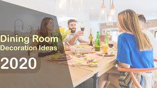 Top 10 Dining Room Decoration Ideas In 2020   How To Decorate A Dining Room   Best Dining Room Ideas