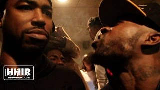 TAY ROC VS SERIUS JONES - HOW IT ALL GOT STARTED!!! FULL FACE-OFF (HD) #HIGHSTAKES2
