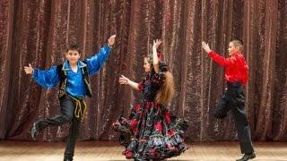 Школа цыганского танца Екатерины Шашковой - Трио
