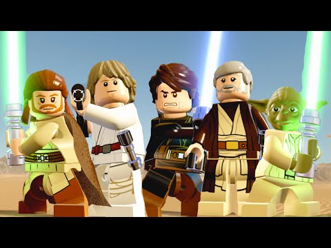 LEGO Star Wars TFA All Abilities & How To Unlock Anakin, Luke Skywalker, Obi Wan, Yoda, Qui Gon