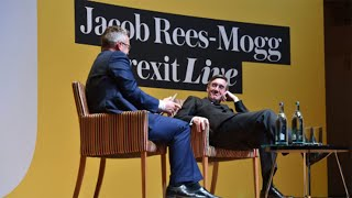Jacob Rees-Mogg on Brexit: Watch highlights from the Telegraph's exclusive event