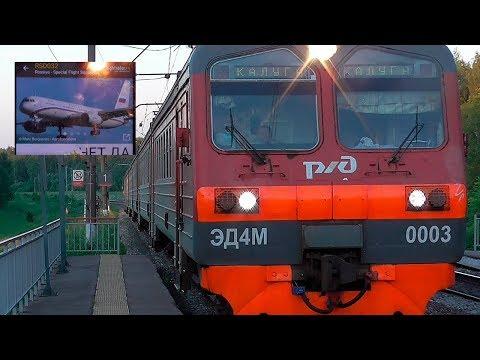 Поезда, самолеты, природа и свинья помощник - БМО 2019
