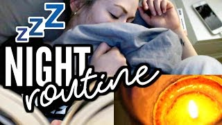 NIGHT ROUTINE DA UNIVERSITARIA!!! autunno 2017 | EMtv