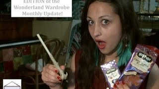 "Clothed For Winter EDITION of the ""Wonderland Wardrobe"" Monthly Update! II Clothed For Winter Thumbnail"