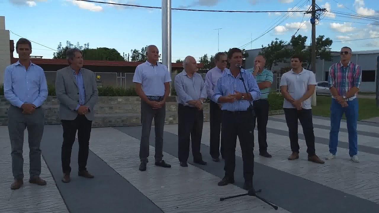 Inauguraron la Obra de Repavimentación de la Provincial Nº 6 - 1