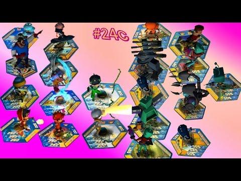 #24c Klam Cobot Kuasa 7 !!! The Great Batlle  Boboiboy at Choki Choki  AR