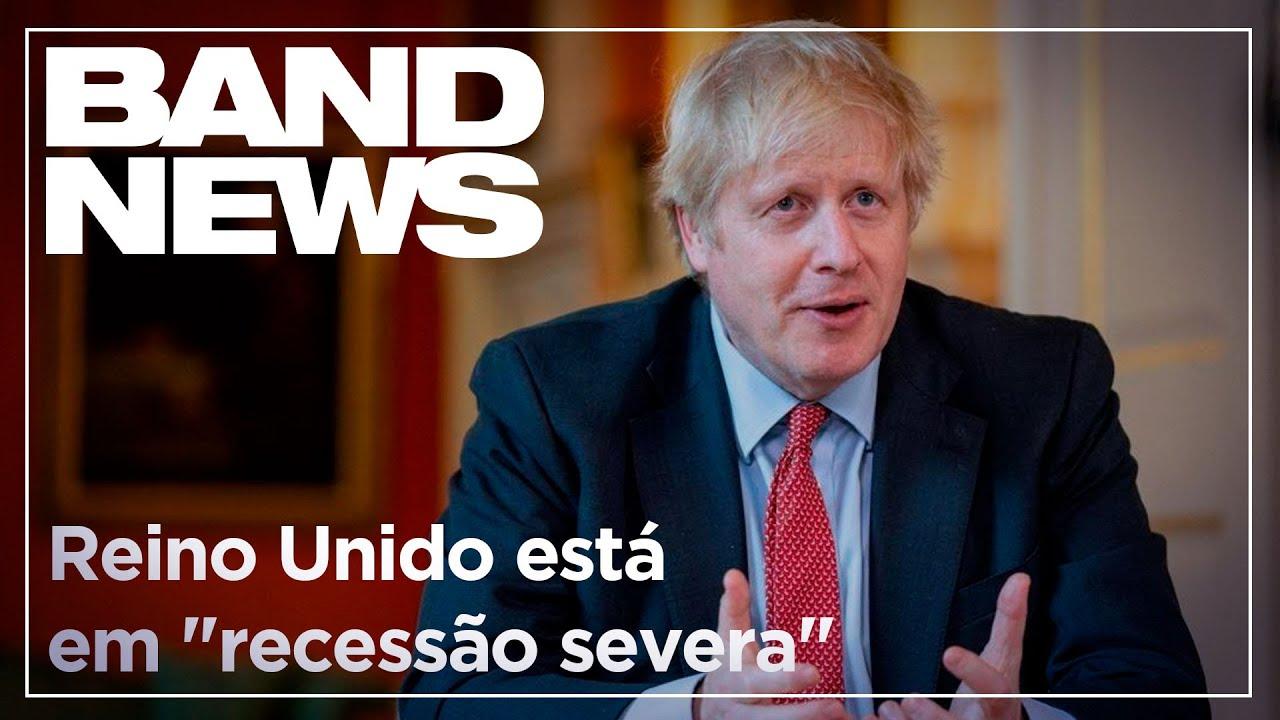 Notícias - Reino Unido está em