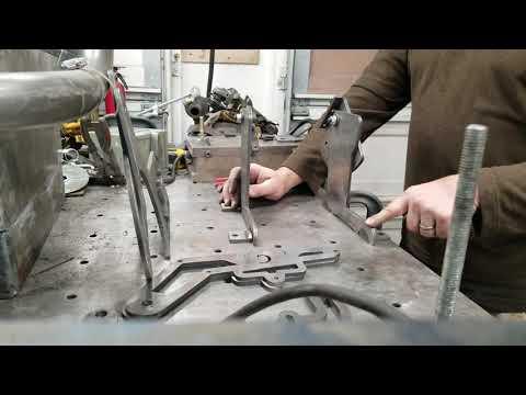 DIY Bolt Together 2x72 Belt Grinder