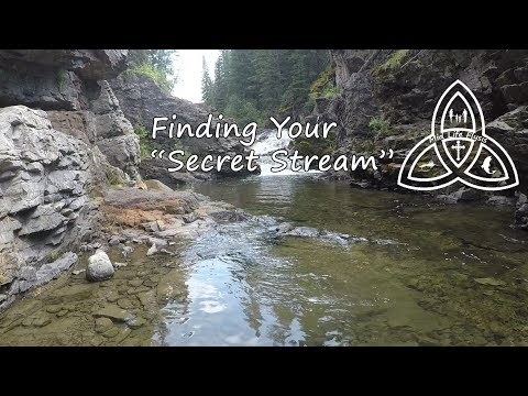Fly Fishing | Finding Your Secret Trout Stream (Cutthroat Trout)