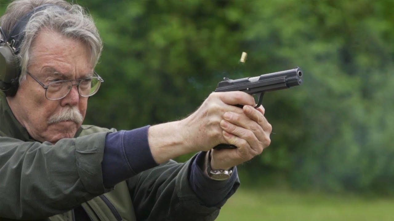 I Have This Old Gun: SIG P210 Pistol