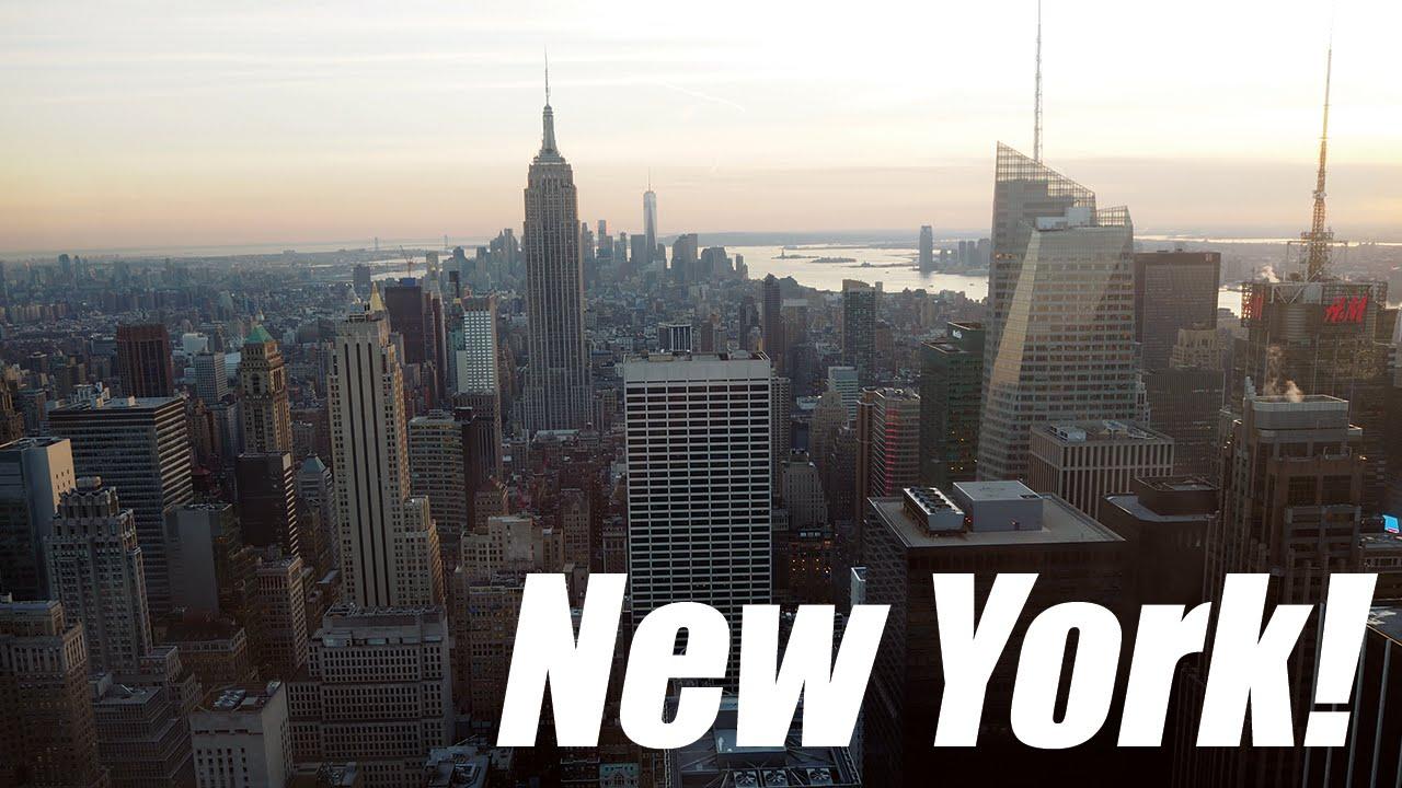 VLOG | Ty nejhezčí výhledy na New York!
