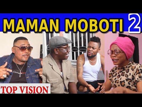 MAMAN MOBOTI Ep 2 Theatre Congolais Daddy,Alain,Makambo,Sylla,Ebakata,Papa Koba