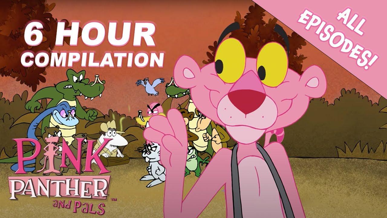 Pink Panther & Pals All Episodes | 6 Hour MEGA Compilation | Pink Panther & Pals