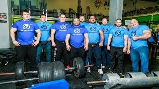 Документальный фильм о российском стронгмене/ Documentary about strongman in Russia