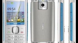 Nokia x2-00 разборка, чистка динамика (disassembly, cleaning dynamics)