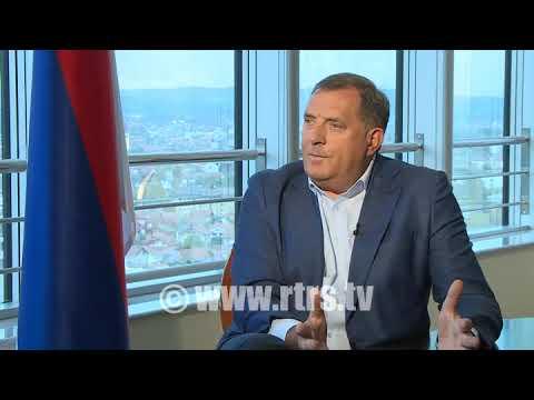 Dnevnik plus: Gost Milorad Dodik