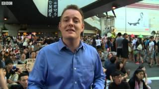 Biểu tình ở Hong Kong lan rộng