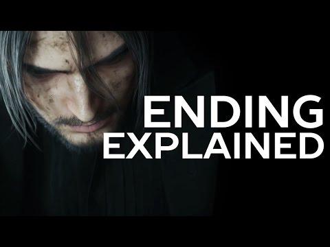 Final Fantasy 15 -  The Ending Explained