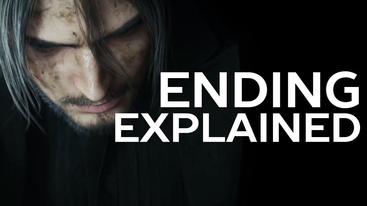 Final fantasy 15 the ending explained youtube