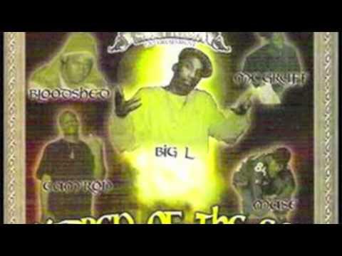 Big L, Herb Mcgruff, Mase, & Killa Cam(C.O.C.)- Hell Up In Harlem