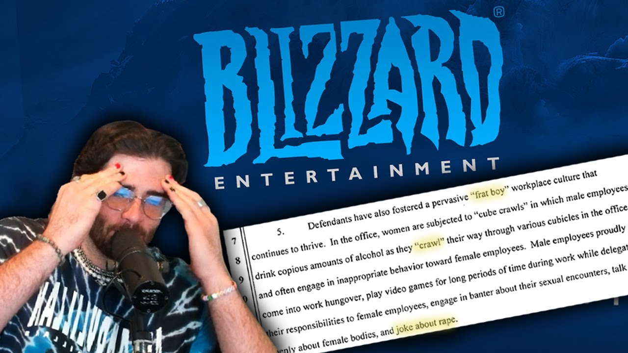 Blizzard is Disgusting...