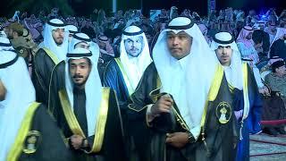 حفل تخرج الدفعة الـ14 لطلاب جامعة حائل