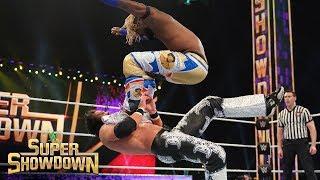Kofi Kingston and John Morrison collide: WWE Super ShowDown 2020 (WWE Network Exclusive)