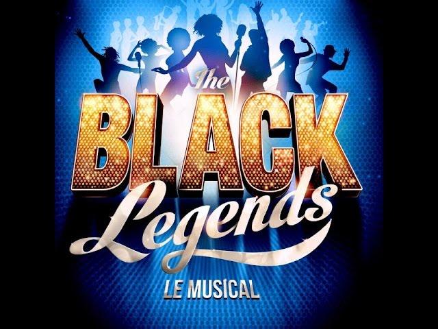 Black Legends : 400 ans d'histoire du peuple noir en musique
