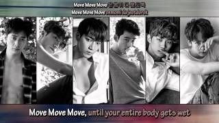 [2.85 MB] 2PM - JUMP Lyrics (Hangul + Romanization + English)
