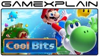 Cool Bits - Super Mario Galaxy 2: Yoshi