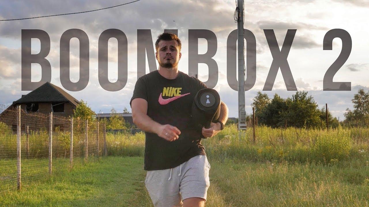 ОБЗОР JBL BOOMBOX 2 🔥 | Что поменялось в сравнении с JBL Boombox 1? Тест звучания, дизайн, батарея