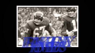 CFL SEASON  IN 1967- WINNIPEG BLUE BOMBERS HIGHLIGHTED