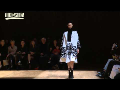 VF COLLECTIONS: Josie Natori - Fall 2015 - NYFW | Videofashion