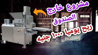 مشروع خارج الصندوق / يحقق دخل يومي 1000 ج / من المنزل / مع سهولة التسويق