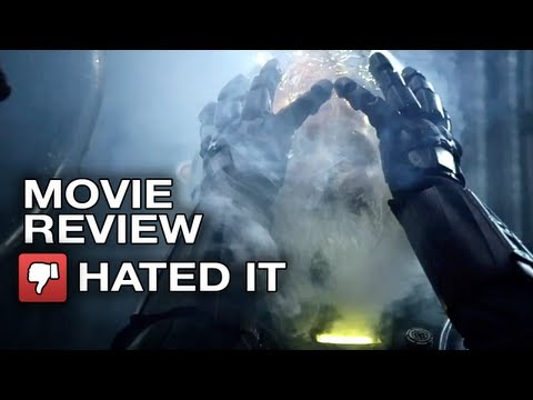 Prometheus Movie Review - Haters Gonna Hate (2012) Ridley Scott Movie HD