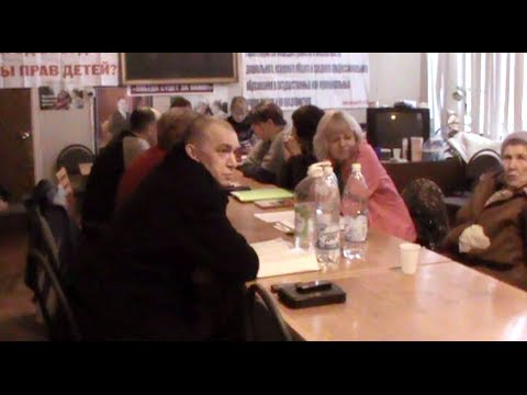 Волгоград: голодовка многодетных родителей